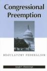 Congressional Preemption: Regulatory Federalism Cover Image
