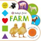 Baby's First Sound Book: Farm: A sound book Cover Image
