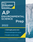 Princeton Review AP Environmental Science Prep, 2022: Practice Tests + Complete Content Review + Strategies & Techniques (College Test Preparation) Cover Image