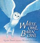 White Owl, Barn Owl Cover Image