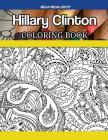 Hillary Clinton Coloring Book Cover Image