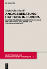 Anlageberatungshaftung in Europa Cover Image