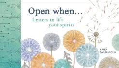 Open When: Letters to Lift Your Spirits Cover Image