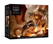 The Rise of Tiamat Dragon Puzzle (Dungeons & Dragons): 1000-Piece Jigsaw Puzzle Featuring the Queen of Evil Dragons: Jigsaw Puzzles for Adults Cover Image