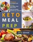 Keto Meal Prep: 30-Minute Ketogenic Diet - 21-Day Keto Meal Prep Meal Plan - Healthy Dishes Without All the Fuss Cover Image