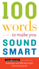 100 Words to Make You Sound Smart Cover Image