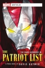 Dark Avengers: The Patriot List: A Marvel: Untold Novel (Marvel Untold) Cover Image