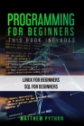 Programming for Beginners: 2 Books in 1: Linux for Beginners SQL for Beginners Cover Image