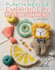 Punch Needle Embroidery for Beginners Cover Image