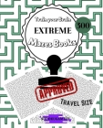Train Your Brain EXTREME Mazes Book 300 Cover Image