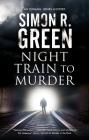 Night Train to Murder (Ishmael Jones Mystery #8) Cover Image