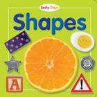Shapes (Early Days Board Book) Cover Image