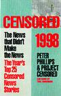 Censored 1998: The Year's Top 25 Censored Stories Cover Image