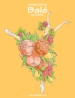 Livro para Colorir de Balé para Adultos Cover Image
