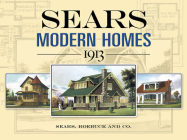Sears Modern Homes, 1913 (Dover Architecture) Cover Image