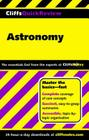 CliffsQuickReview Astronomy Cover Image