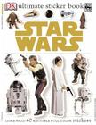 Ultimate Sticker Book: Star Wars: More Than 60 Reusable Full-Color Stickers Cover Image