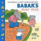Babar's Busy Year Cover Image