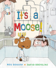 It's a Moose! Cover Image
