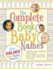 The Complete Book of Baby Names Cover Image
