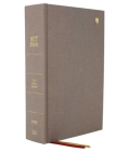 Net Bible, Full-Notes Edition, Cloth Over Board, Gray, Comfort Print: Holy Bible Cover Image