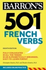 501 French Verbs (Barron's 501 Verbs) Cover Image