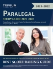 paralegal exam study guide career studies: Comprehensive Review with Practice Test Questions for the Paralegal Advanced Competency Exam (PACE) Cover Image