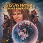 Jim Henson's Labyrinth 2021 Wall Calendar Cover Image