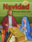 Navidad Coloring Book (St. Joseph Coloring Books) Cover Image