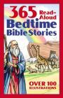 365 Read-Aloud Bedtime Bible Stories Cover Image