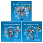 Las Mujeres En La Ciencia Set Cover Image