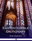 Easton's Bible Dictionary Cover Image