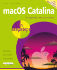 Macos Catalina in Easy Steps: Covers Version 10.15 Cover Image