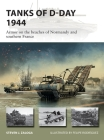 Tanks of D-Day 1944: Armor on the beaches of Normandy and southern France (New Vanguard) Cover Image