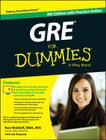 GRE for Dummies: With Online Practice Tests Cover Image