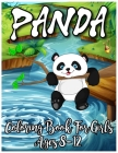 Panda Coloring Book For Girls Ages 8-12: Find Relaxation And Mindfulness with Stress Relieving Coloring Pages for Kids, Perfect Christmas Gift or Pres Cover Image