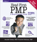 Head First Pmp: A Learner's Companion to Passing the Project Management Professional Exam Cover Image