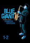 Blue Giant Omnibus Vols. 1-2 Cover Image