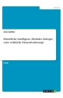 Künstliche Intelligenz. Medialer Aufreger oder wirkliche Herausforderung? Cover Image