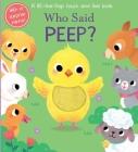 Who Said Peep? (Who Said?) Cover Image