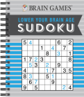 Brain Games Lower Your Brain Age Sudoku Cover Image