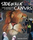 Sidewalk Canvas: Chalk Pavement Art at Your Feet Cover Image