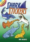 Shark Stickers (Dover Little Activity Books) Cover Image