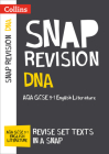 Collins GCSE 9-1 Snap Revision – DNA: AQA GCSE 9-1 English Literature Text Guide Cover Image