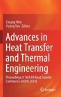 Advances in Heat Transfer and Thermal Engineering: Proceedings of 16th UK Heat Transfer Conference (Ukhtc2019) Cover Image