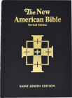 Saint Joseph Bible-NABRE-Large Print-Illustrated Cover Image