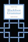 Blackfoot Grammar Cover Image