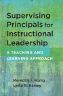 Supervising Principals for Instructional Leadership: A Teaching and Learning Approach Cover Image