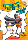 Jurassic Peck: A Branches Book (Kung Pow Chicken #5) Cover Image
