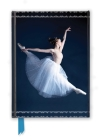 Ballet Dancer (Foiled Journal) (Flame Tree Notebooks) Cover Image
